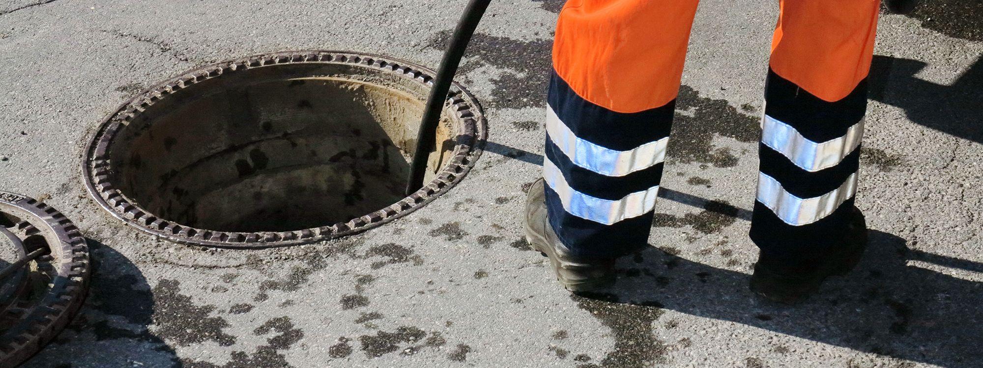Drain Cleaning Nottingham - Drain Surveys | Sherwood Jet-Vac Ltd